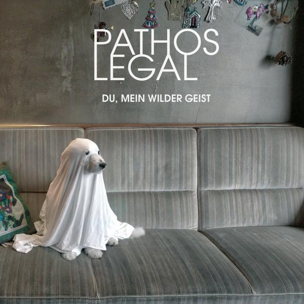Album-Cover - Du, mein wilder Geist